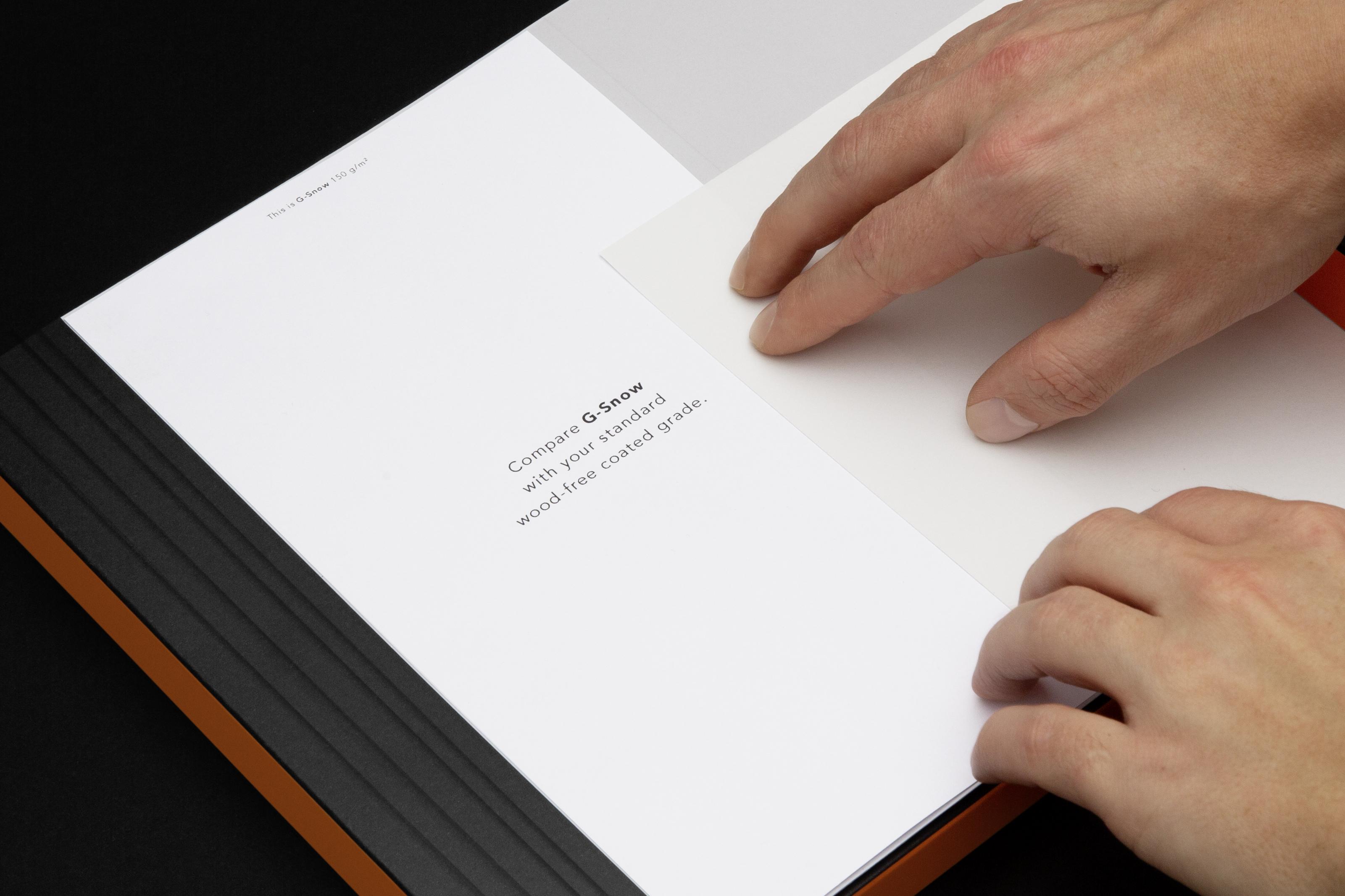 Nykomna Arctic Paper lanserar ett ultravitt papper | PAPPERochMASSA.se PV-79